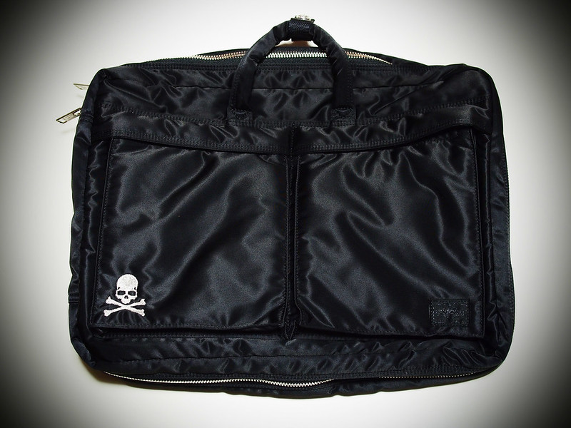 PORTER × mastermind JAPAN | 3way Breif Case