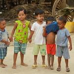 Phawe-Saw village kids