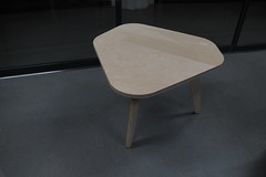 armrest(0.0), chair(0.0), floor(1.0), furniture(1.0), wood(1.0), coffee table(1.0), table(1.0),