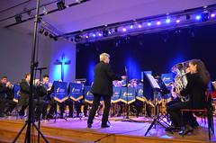 Brassbandfestivalen 2013 - Torsby Brass, dirigent Berit Palmquist (Foto: Annette Forsberg)