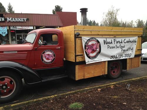 Maiale Food Truck Menu