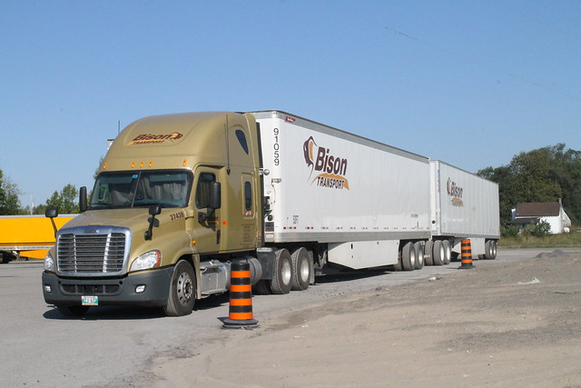 Flickr: The Bison Transport trucks Pool