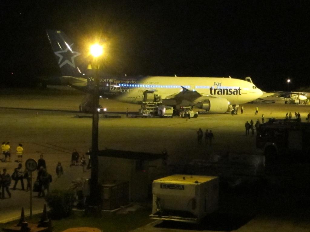 Fly to Cuba