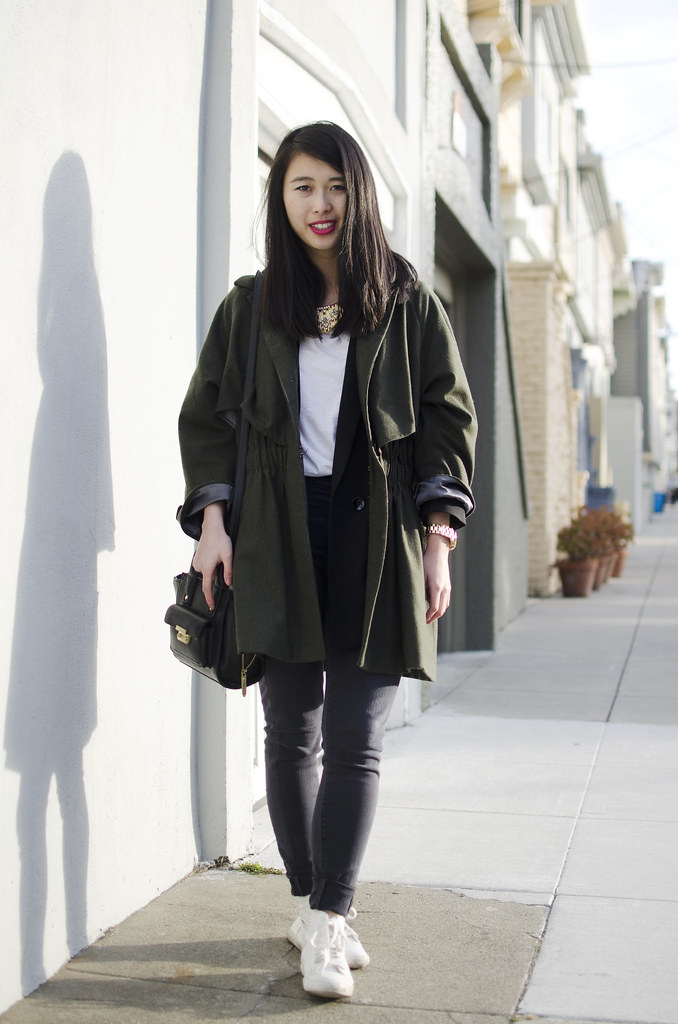 Rachel Comey coat, Crossroads Trading find, San Francisco Style Blogger, San Francisco fashion blog, readytwowear