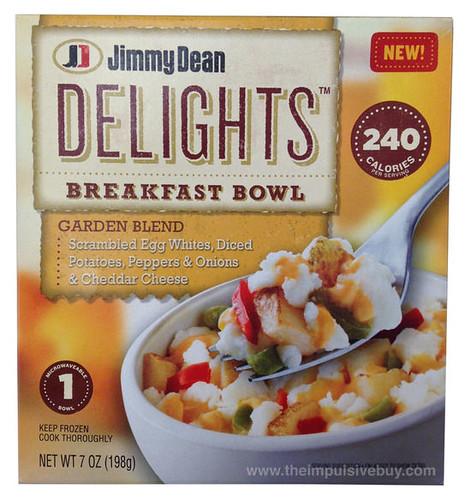 QUICK REVIEW: Jimmy Dean Delights Garden Blend Breakfast ...
