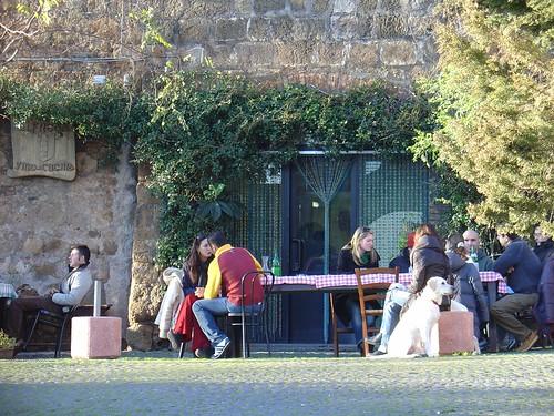 Tuscania - alte Osteria