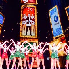 Rockettes.
