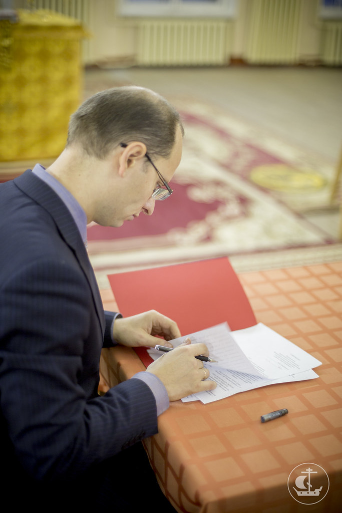 29 ноября 2013, Передача исторического здания академии СПбПДА
