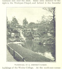 """British Library digitised image from page 46 of """"The Dictionary of Dublin, being a comprehensive guide to the city and its neighbourhood ... Illustrated by numerous photographs taken by the authors"""""""