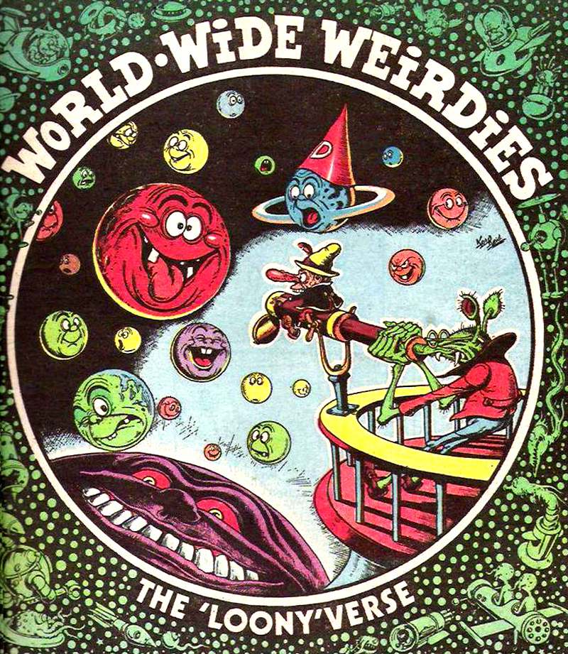 Ken Reid - World Wide Weirdies 113