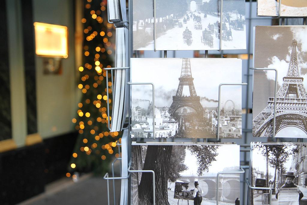 Paris at Christmas