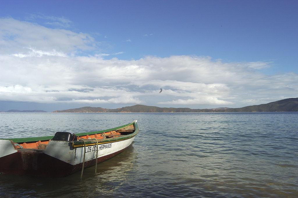 15. Viaje al olvido. Parque Nacional Mochima. Sebastian Delmont