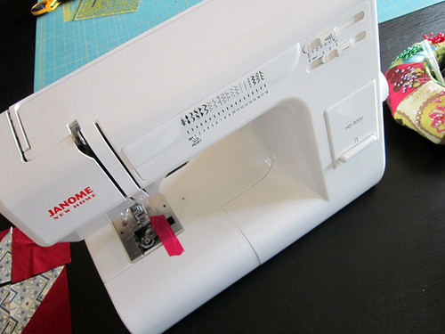 Janome HD3000 from SewVacDirect