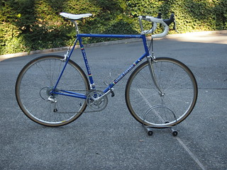 Gios Torino: Limited Edition Reproduction of the De Vlaemink Super Record Paris-Roubaix Model