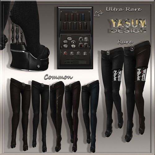 Gacha Poster Space Leggings