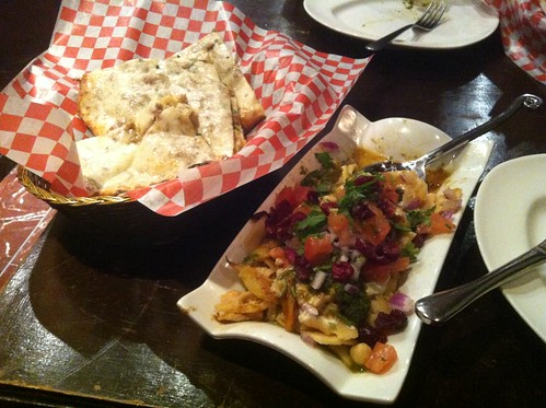 Craisin Paapri and Keema Naan by raise my voice