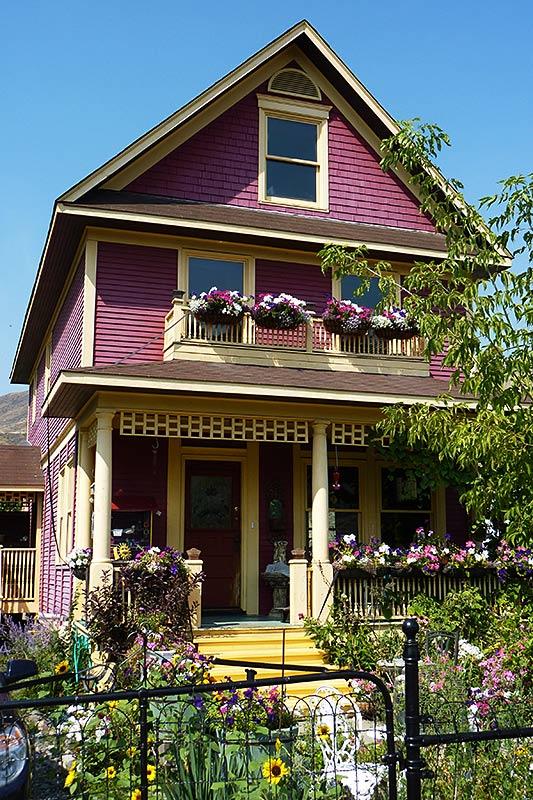 Private Residence in Ashcroft, Thompson Okanagan, British Columbia, Canada