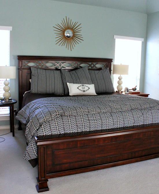 Hi Sugarplum | Master Bedroom Before