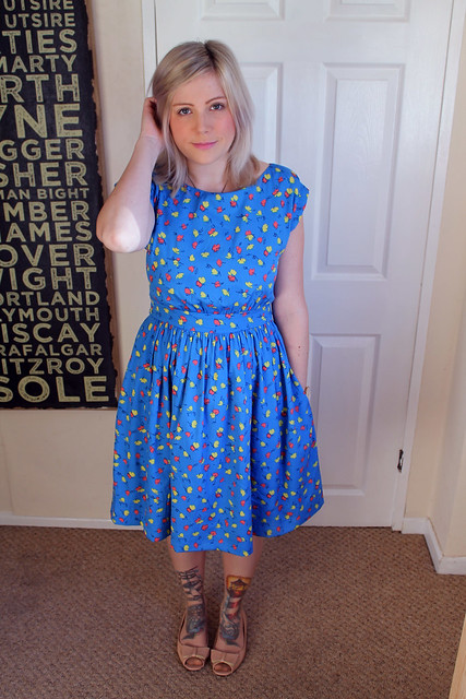 Emily and Fin dress