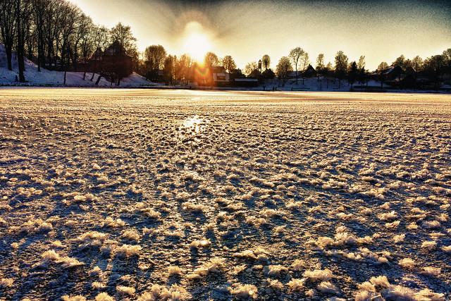 Šaltas saulėlydis