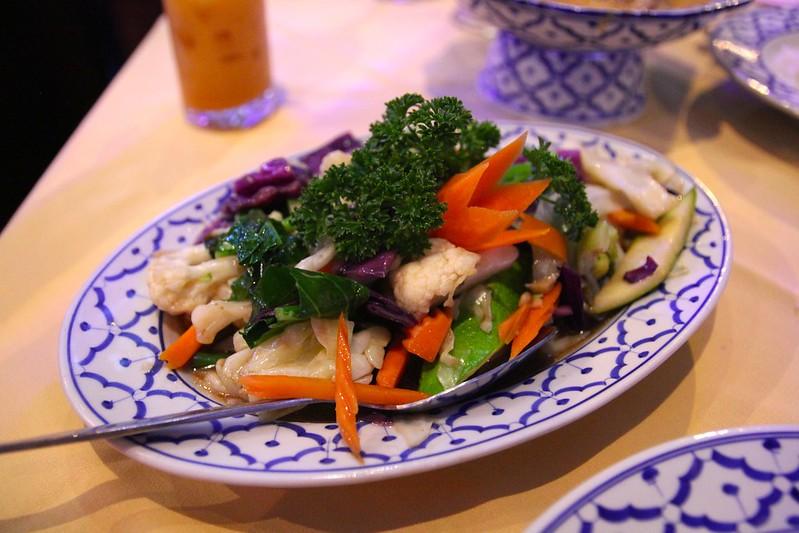 Stir Friend Vegetables