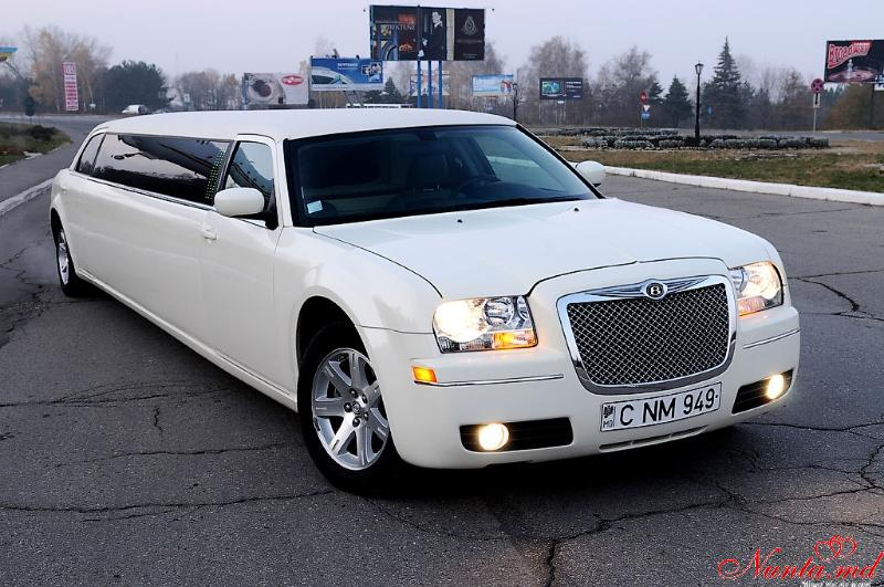 Închirierea limuzinelor Prestigelimo Moldova, Chişinău de la 40-70 euro/ora