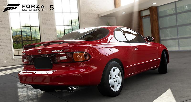 Forza Motorsport 5 Celica