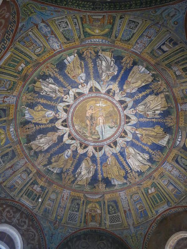 Ravenna, Orthodox Baptistry