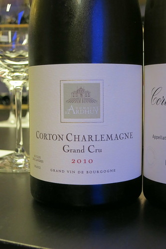 2010 Corton Charlemagne, d'Ardhuy