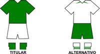 Uniforme Selección Central de Fútbol