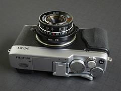 Industar 69 on X-E1