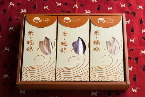 樂米工坊米麵條禮盒0336