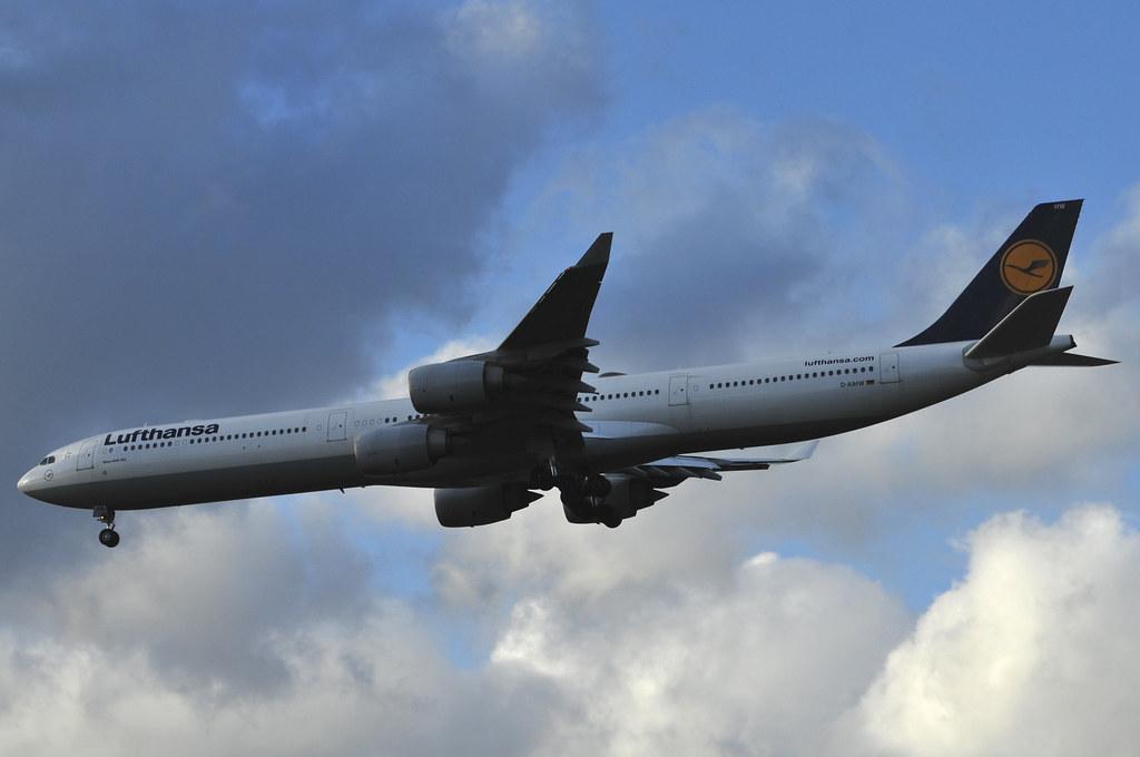 D-AIHW - A346 - Lufthansa