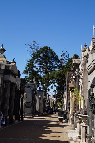 155 Cementerio de la recoletta