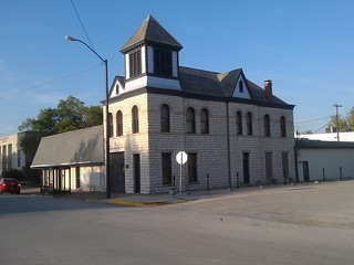 Town Hall and Fire Station- Spencer IN (5)