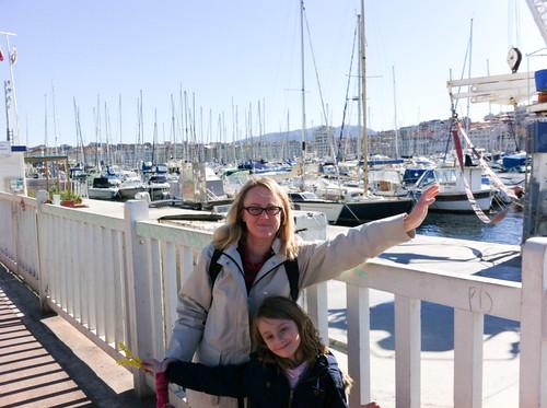 Frikadel sur le vieux port
