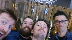 Selfie with Wild Customs at #MusikMesse. Go check their booth : Hall 4 H24