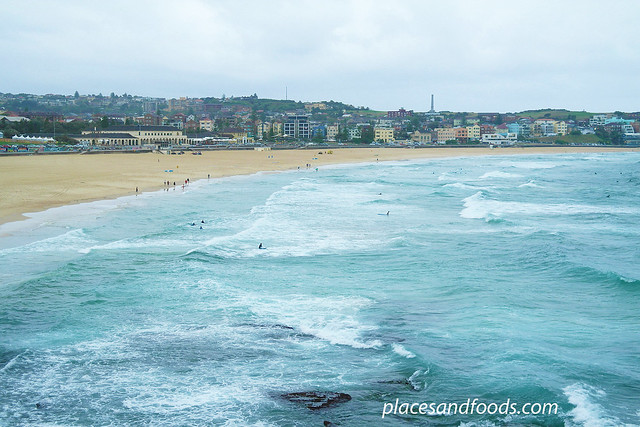 iceberg bondi beach view