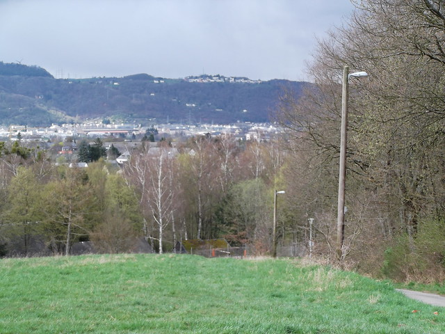 Trier, Härenwies Richtung Mariahof