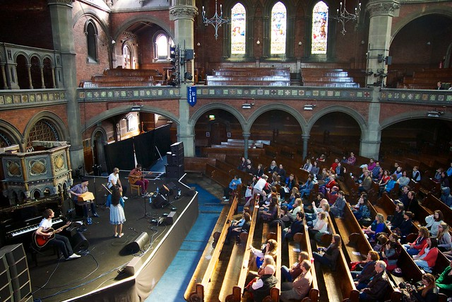 Flux at Daylight Music - March 29th