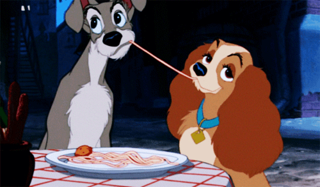 lady and the tramp film review blog