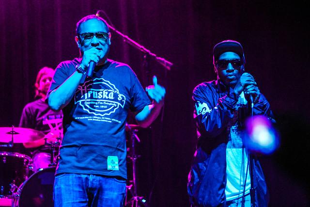 Deltron 3030 & Kid Koala @ House of Blues