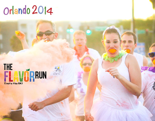 The Flavor Run Comes To Orlando!