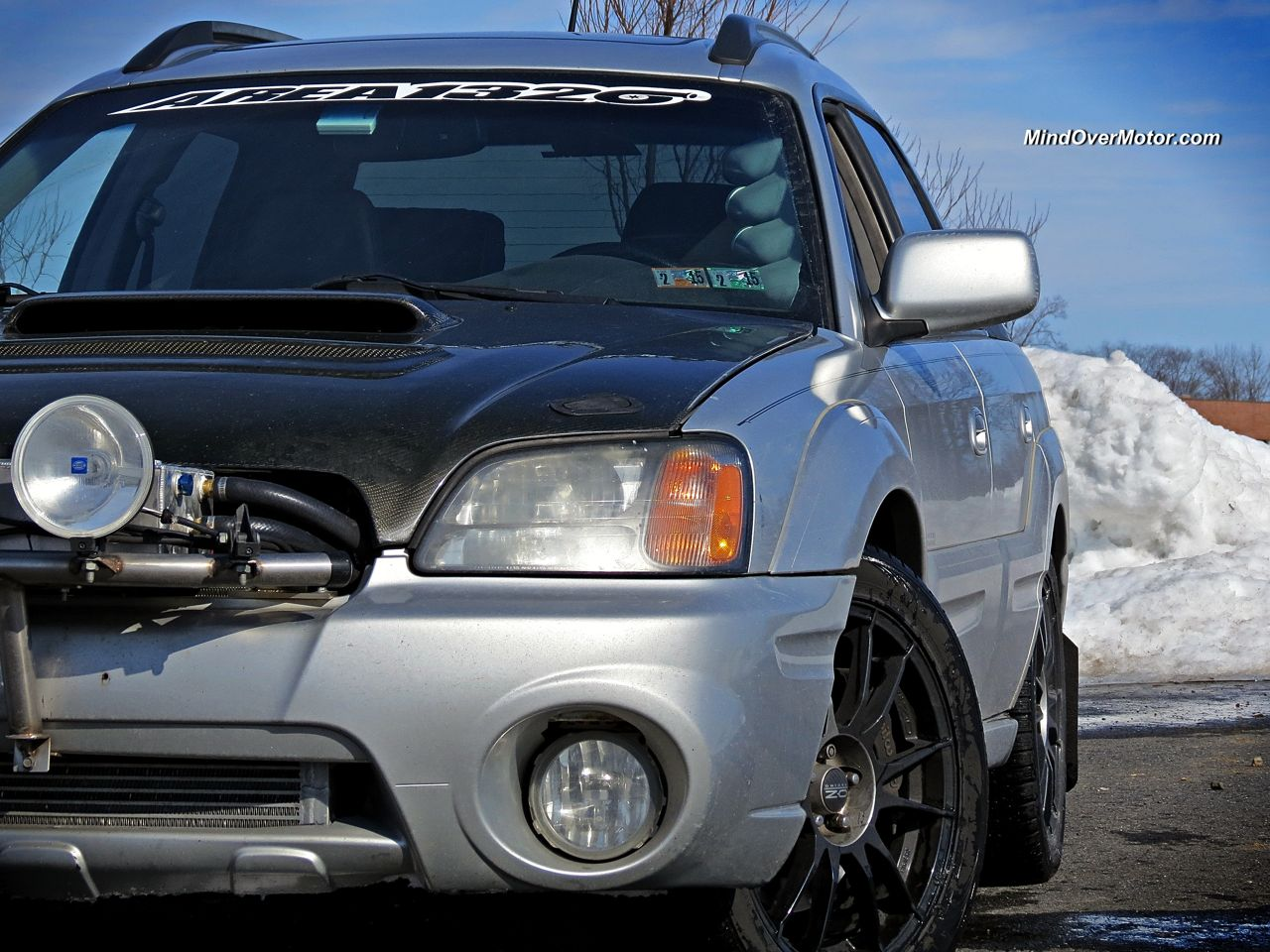 Subaru Baja From Hell 16