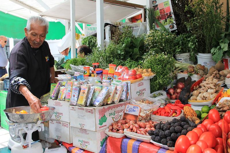 Market, San Isidro