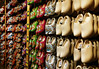Zaanse Schans - Wall of shoes