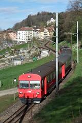 Appenzeller Bahnen - Ruckhalde 2014