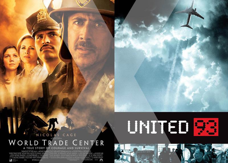 World Trade Center Vs. Voo United 93