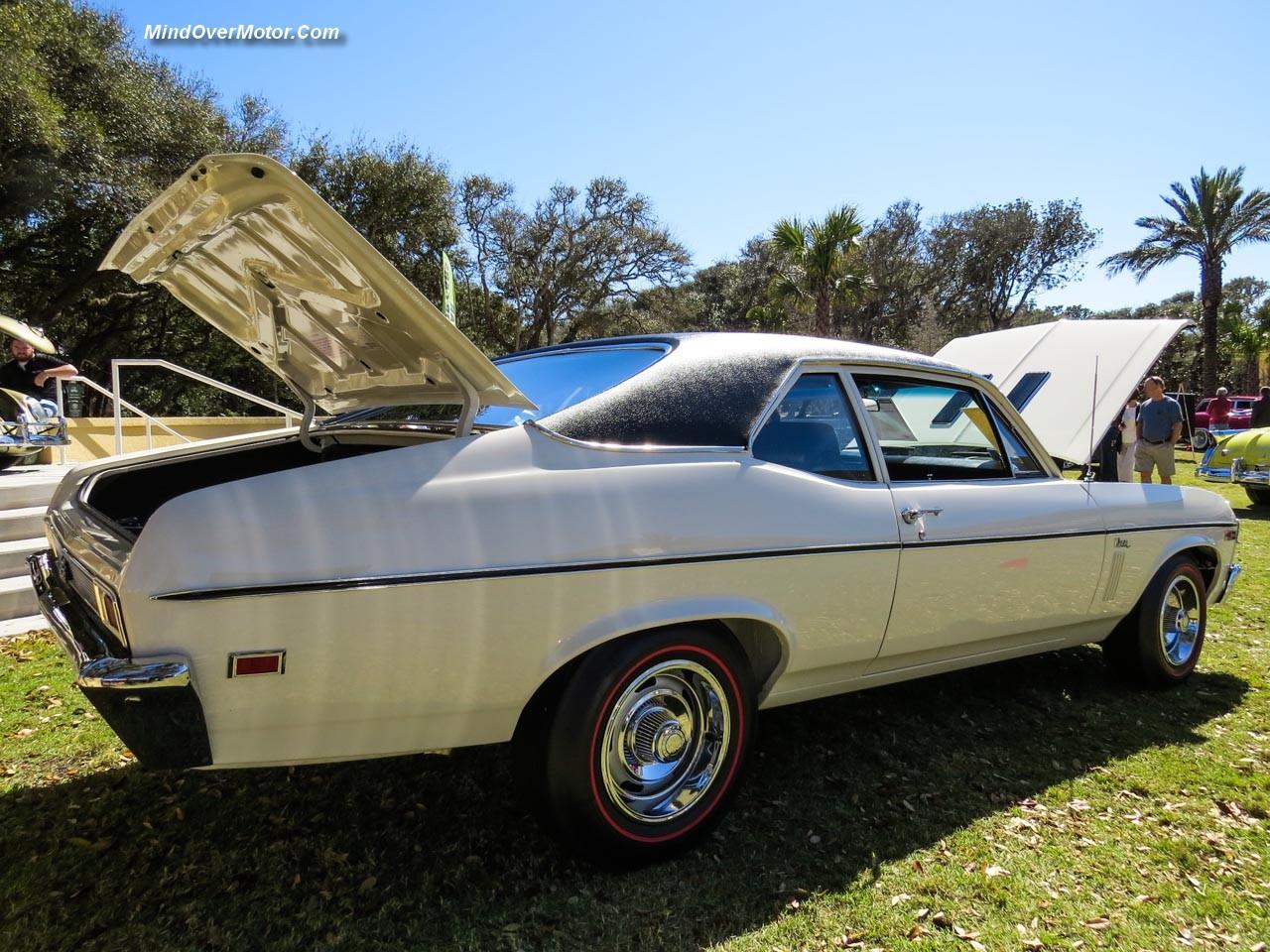 Chevrolet Nova SS396 Rear