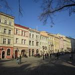 Ukraine - Lviv - L'Hôtel de Ville